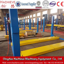 4 post car repair lift equipment / workshop auto car lift used for car service station