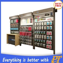 High End Cell Phone Store Fixtures Displays