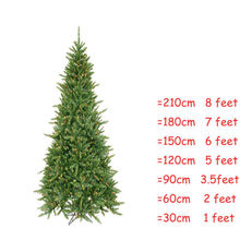 1-7 feet Decorations Artificial Christmas Tree Snowing Normal Shape