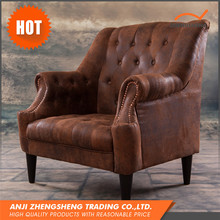 Made In China Luxury Retro Design Reclining Corner Sofa