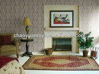 Europe style seamless moisture-proof wallcloth for decoration BS0111#