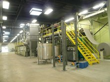 Best factory germany type gypsum board production line manufacturer directly