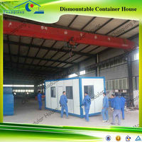 20ft Holiday Movable Portable Modular Container Homes For Sale