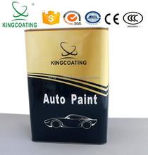 Basecoat Series 1K or 2K Colors Car Paint automotive paint Car Paints Clear Coat Varnish
