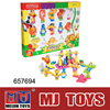 Cute Irregular nano block children toys plastic building block bricks construct toy wholesale