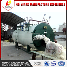 TAIGUO Brand Waste Oil Fired Steam Boiler for Bunker