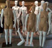 new vision mannequins 1:1 real mannequins wooden feel mannequins