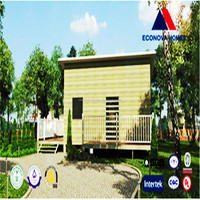 quick assembly prefab beach homes container with low cost for EUR standard