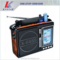 Solar system radio with mp3 player led touch FP-1337-ULS