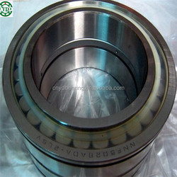 SL045017PP Full complement cylindrical roller bearing with snap ring grooves NNF5017 ADA 2LSV