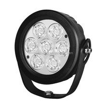 Best Factory Price,one year Warranty new round black 70w car led tuning light/super bright led work light led driving lights 70w