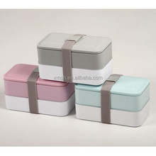 Hot Sale Popular plastic Lunch Box With LFGB
