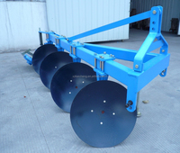 Farm machine plough 4 Disc plough