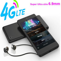 "5.0"" ips android 5.0 2mp 8mp auto focus camera fdd lte 4g smart phone super slim body mobile phone"