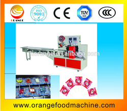 OR-FLD Special shape lollipop packing machine/Lollipop wrapping machine
