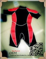 Neoprene racing suit