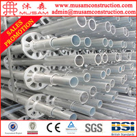 New Arrival !!! Sales Promotion !!! Q235 galvanized Ringlock scaffolding system for sale