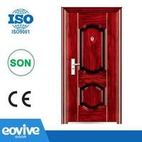 Import china doors steel security iron door