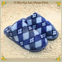 Fachion Indoor Slippers - Cotton Fabric Bathroom Slippers / 100% Cotton Coral Fleece Hotel Slippers / Oem Acceptable