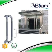Stainless steel handle stainless classic door handle