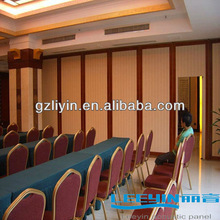 Best Choice SGS/CE formaldehyde - free Noise Reduction Movable And Track Partition For Conference Center