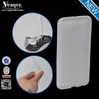 Veaqee New Model High Clear Ultra Slim Soft TPU Case for Samsung Galaxy S6