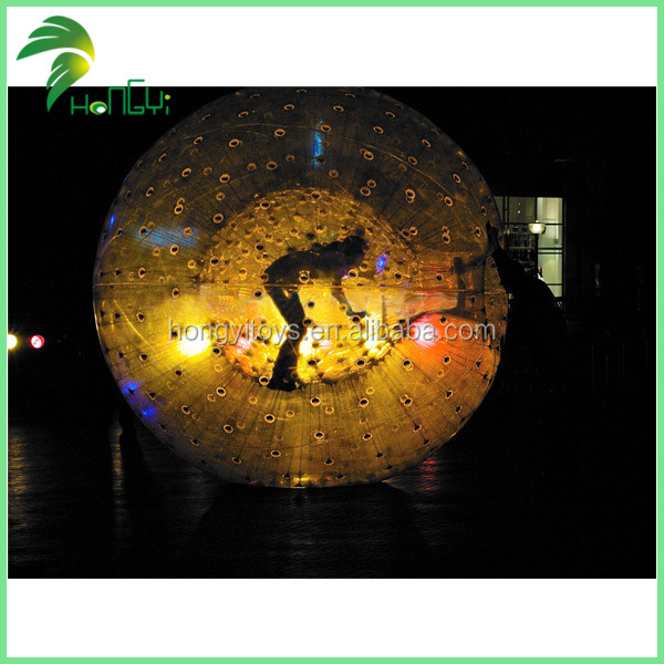 Interesting Good Item PVC Or TPU Inflatable Mini Zorb Ball.jpg