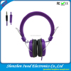 Alibaba best promotional headphones for heineken fashion lightweight on-ear headphones