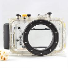 2012 NEW ! ! new underwater camera case for Panasonic GF2(short 14mm)