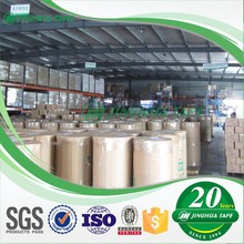 Insulation Spacer And Insulation Film Laminating Double Side Tissue Tape Jumbo Roll
