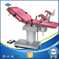 Electrical hydraulic gynecology electric examination table