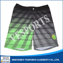 100% polyester mens swim board shorts