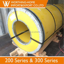 304 201 Cold Rolled Coil Stainless Steel Product