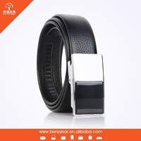 Alibaba China Supplier Cheap Genuine Cow Leather Belt for Men