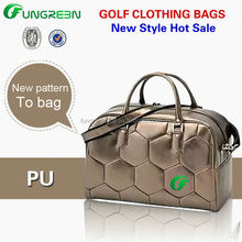 Hot Sell.Golf Bag With High-end PU