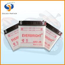 Exp.trading 12v 7ah top power battery