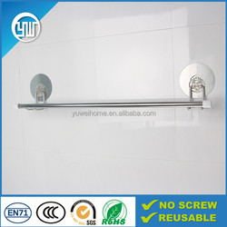 stainless steel wall mounted bathroom heated towel bar