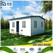 Fast installation prefabricated portable small cabin house