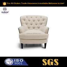 Living Room Furniture Manufacturer Item with 7 Years Experience Pull Artwork Modern Accent Armchairs