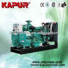 Three-phase electrical generated silent diesel 90-100kw cummins engine