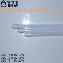 Fashion unique sharp led tube