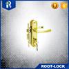telescopic pole locking mechanisms door lock faceplate lock pulling tools