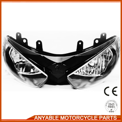 China Wholesale headlight motorcycle for KAWASAKI ZX6R 05-06