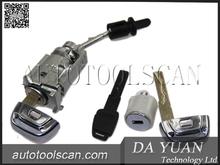 Original et New Automotic key Lock Set pour Audi A4L de verrouillage en stock vente AL008001