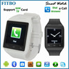 2015 Perfect Classic Alarm + Vibrate + 32GB TF FTB19 watch phone android dual sim