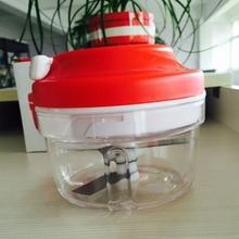 N64 New Twister mini hachoir Speedy Chopper multifunctional hand vegetable /fruit Speedy Chopper