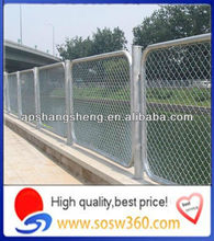 hot sale used chain link fence for sale