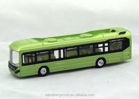 1:87 Scale Diecast Bus Model, Volvo Dicast Model Bus