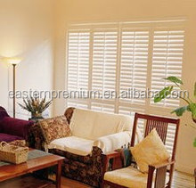 Factory Direct Sell High Quality Indoor Window Phoenix Wood Plantation Shutters Timber Shutters