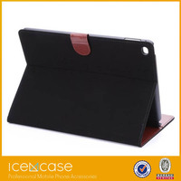 2015 New Arrival Case For Ipad air2,Case Canvas Tablet Leather Cover For Ipad air2